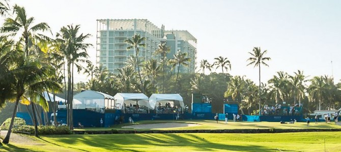 Fabian Gomez Wins 2016 Sony Open In Hawaii