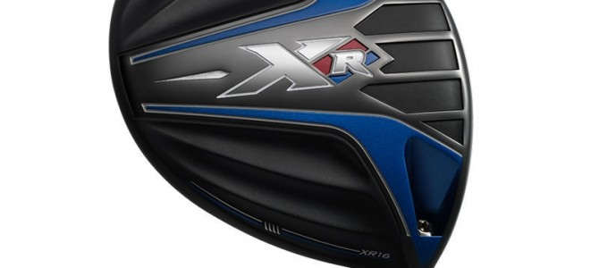 Callaway's XR 16 Line Of Woods Get a Boost From Boeing For More Distance
